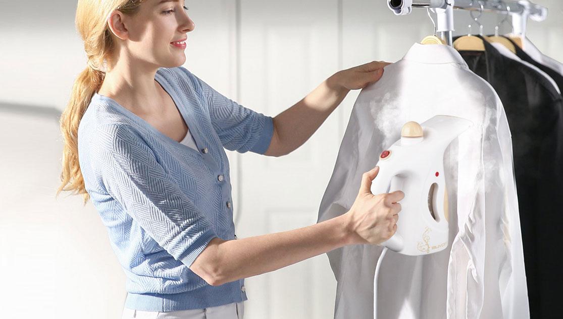 Advantages of garment ironing machine